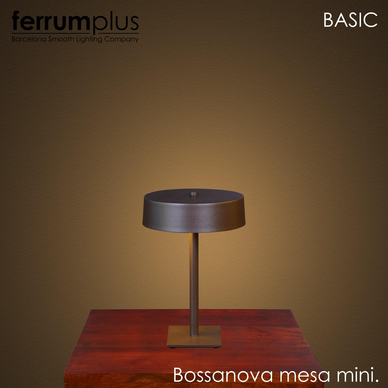 Bossanova sobremesa mini tienda lamparas barcelona alda - Lamparas diseno barcelona ...