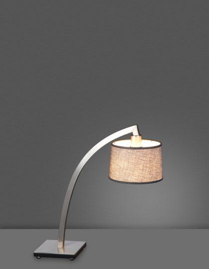 swing mesa mini niquel ferrumplus alda iluminacion