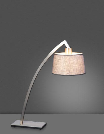 swing mesa niquel Ferrumplus Alda iluminacion