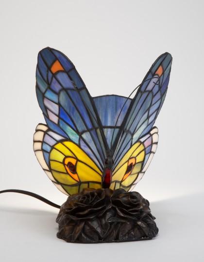Mariposa sobremesa Tiffany