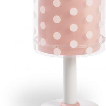 Sobremesa Dots Rosa