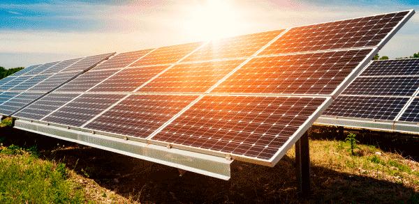 Energía solar para iluminación